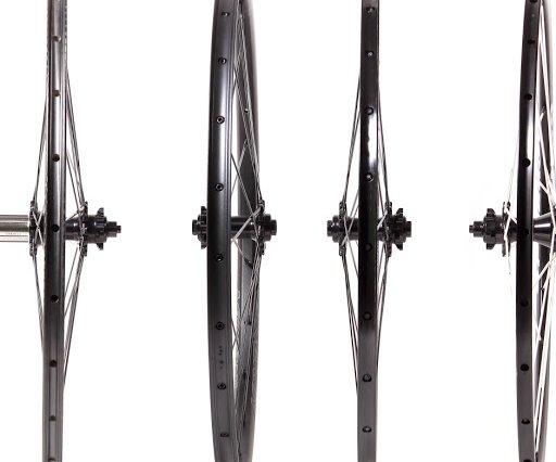 Spinergy Tandem Wheels