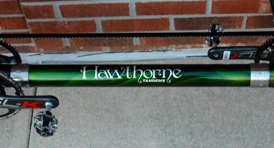 Hawthorne Custom Tandems