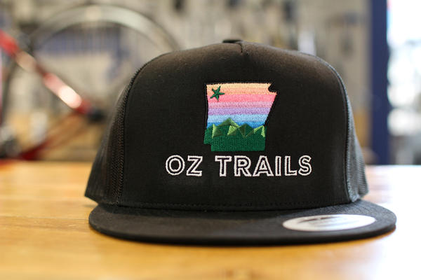 Phat Tire Bike Shop Embroidered OZ Trail Hat