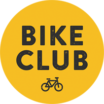 Bike Club Tulsa logo and link