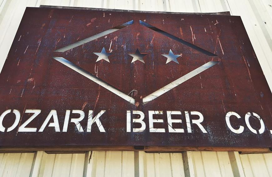 Ozark Beer Company and link