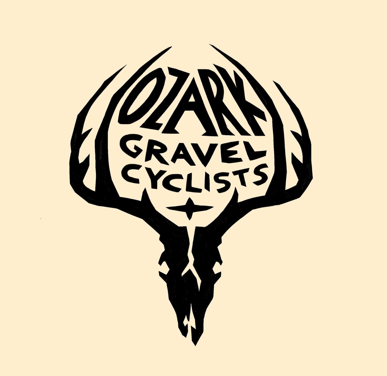 Ozark Gravel Cyclists logo and link