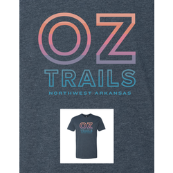 Phat Tire Bike Shop Oz Trails Tee
