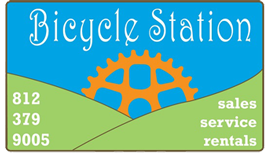 The Bicycle Station Logo