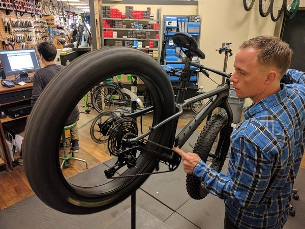 Speed River Bicycle Maintenance Course: Basic Bicycle Repair