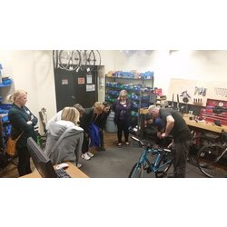 Speed River Bicycle Womens Workshop Sign Up