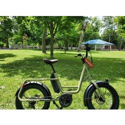 Benno Bikes REMI DEMI 9D OLIVE GREEN