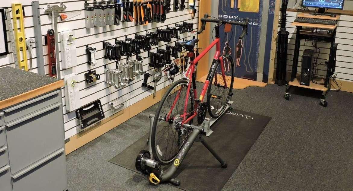 Professional Bike Fittings