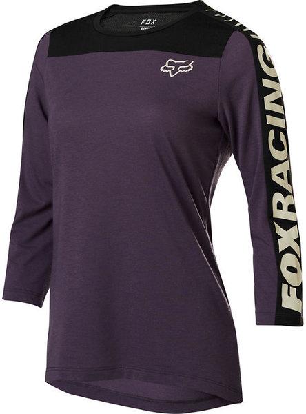 Fox Racing Womens ¾ Ranger Drirelease Jersey