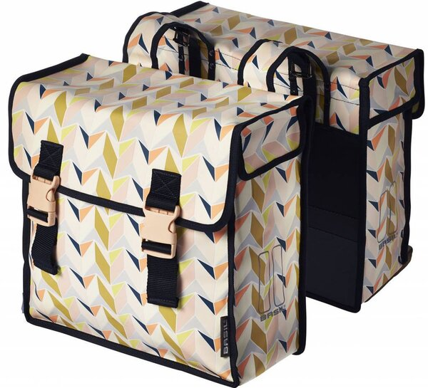 Basil Triangle Double Bag