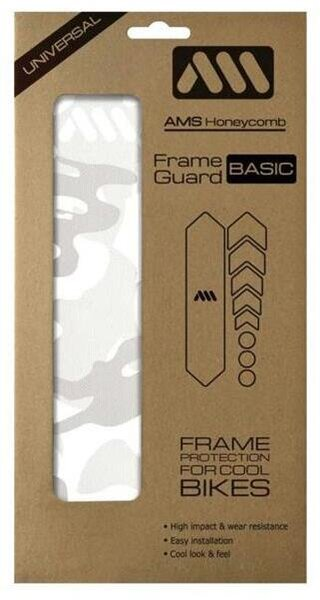 All Mountain Style Frame Guard White/Camo Basic