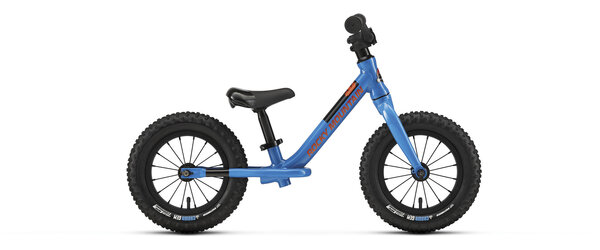 Rocky Mountain Edge 12 Run Bike Color: Blue/Red