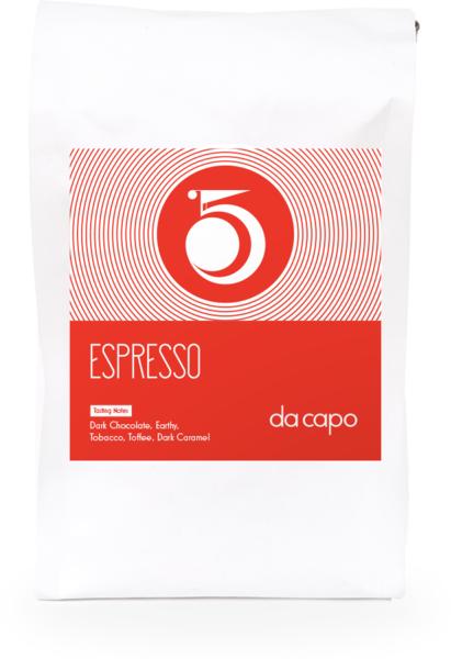 Da Capo Espresso Cinque