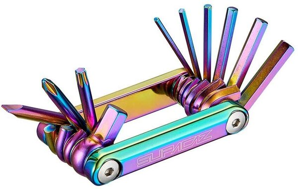 Supacaz Macgyver Multi-Tool 10-n-1