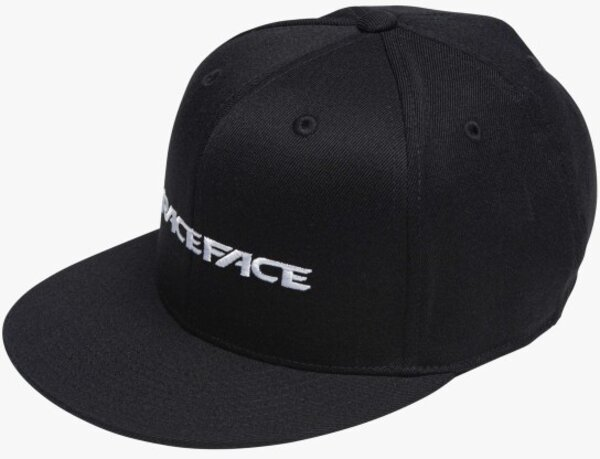 Race Face Logo Fitted Hat