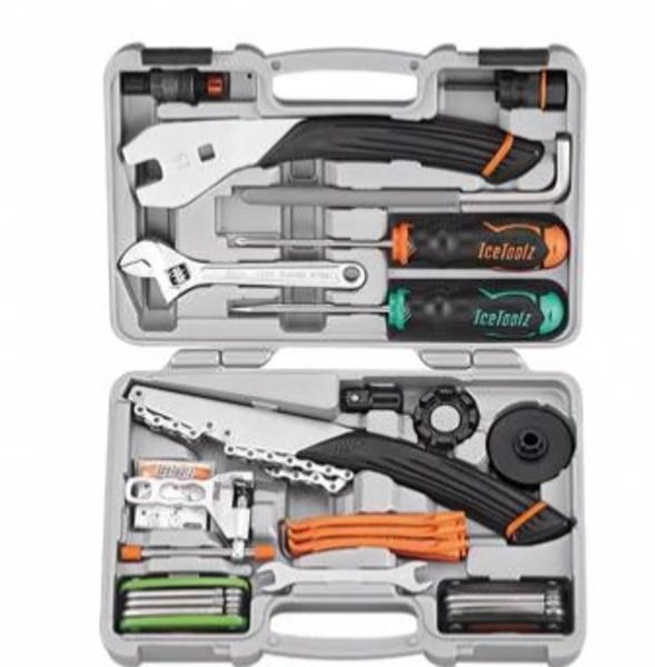IceToolz Ultimate Tool Kit