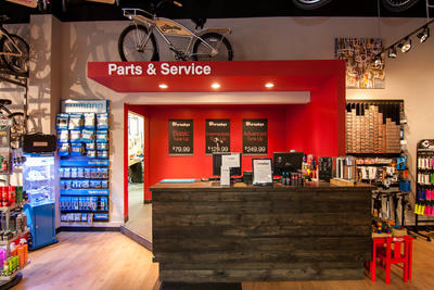 Service Department - Cranky's Bike Shop