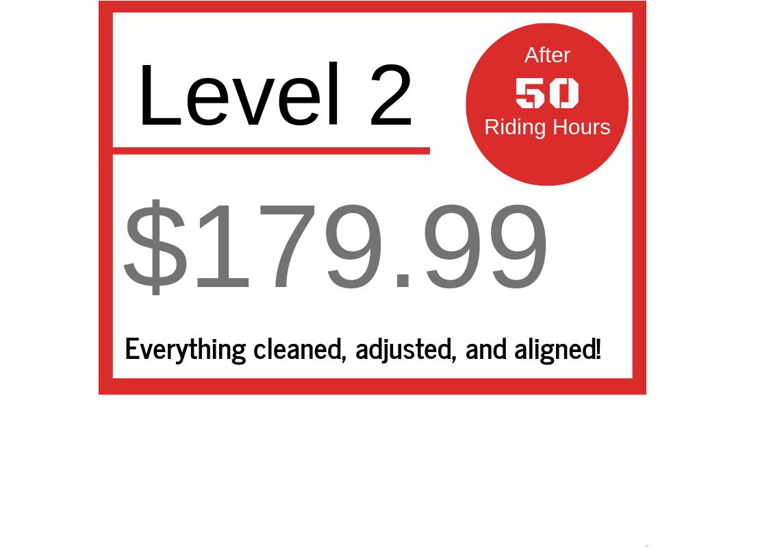Level 2 $179