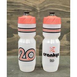 Bontrager Cranky's 20th Anniversary Bottle