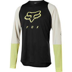 Fox Racing Defend Long Sleeve Fox Head Jersey