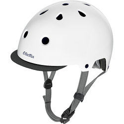 Electra Gloss White Bike Helmet