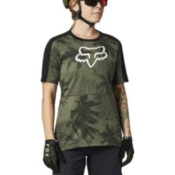Fox Racing Women's Ranger Drirelease Short Sleeve Jersey