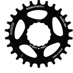 Blackspire SNAGGLETOOTH N/W CHAINRING - RACEFACE CINCH DM (NON-BOOST OFFSET)