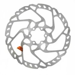 Shimano ROTOR FOR DISC BRAKE, SM-RT66, M 180MM, 6-BOLT TYPE
