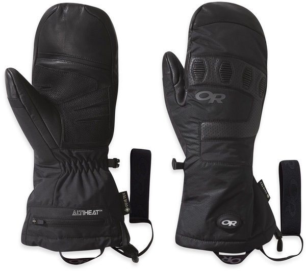 Outdoor Research Lucent Heated GORE-TEX Mitts