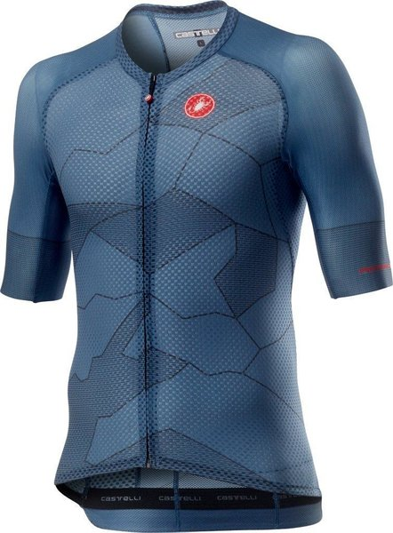 Castelli Climber's 3.0 Jersey - Men's Color: Light Steel Blue