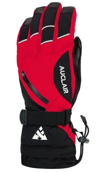Auclair Tortin Glove - Women's Color: Black/Red