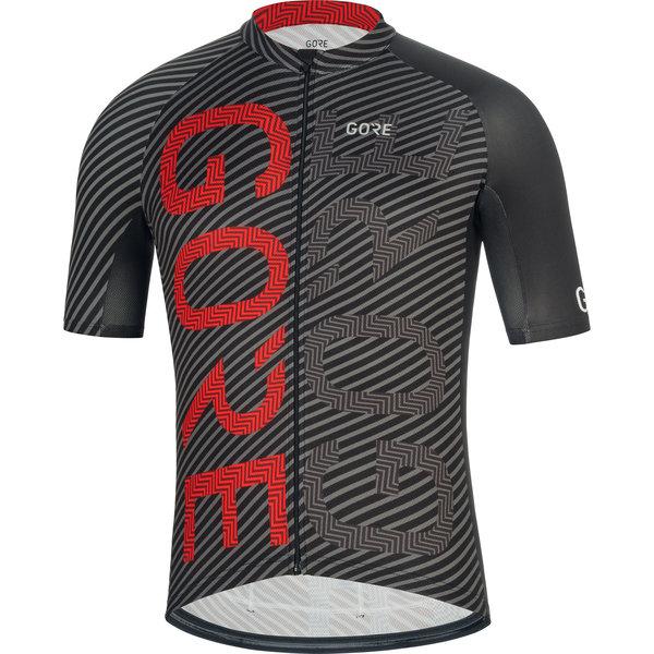 Gore Wear C3 Brand Jersey - Men's