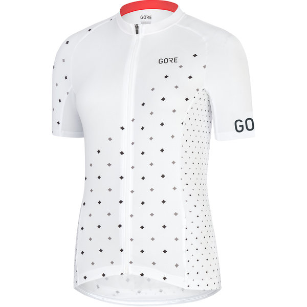 Gore Wear C3 Jersey - Women's Color: White/Black