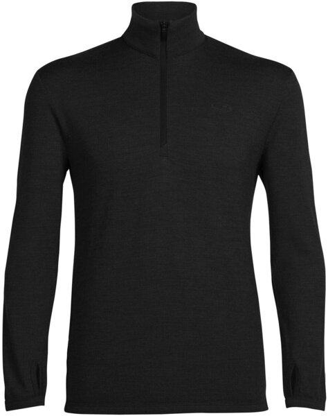 Icebreaker Original Long Sleeve Half Zip Shirt - Men's