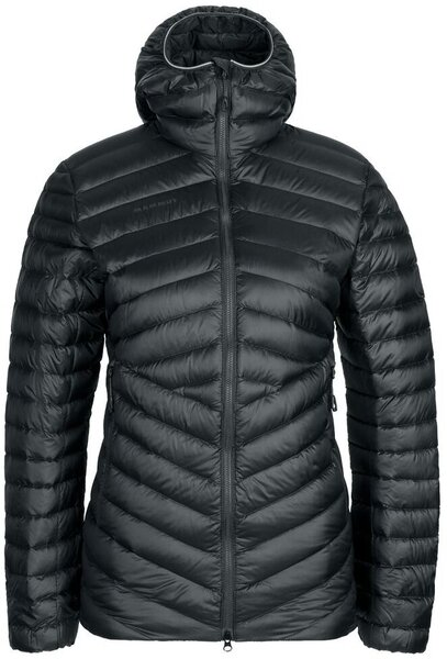 Mammut Broad Peak IN Hooded Jacket - Women's Color: Black-Phantom