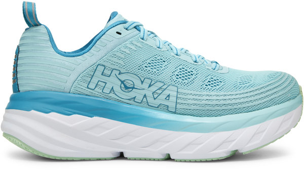Hoka One One Bondi 6 - Women's Color: Antigua/Caribbean Sea