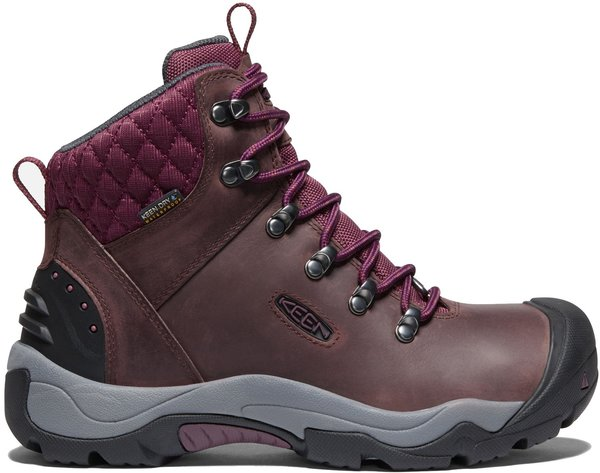 Keen Revel III - Women's Color: Peppercorn/Eggplant