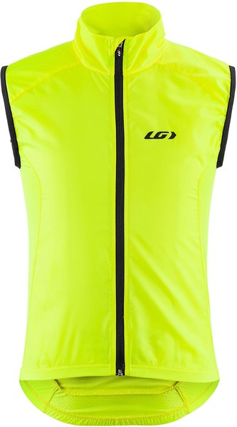 Garneau Nova 2 Cycling Vest - Men's Color: Bright Yellow