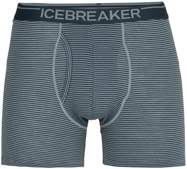 Icebreaker Anatomica Boxers w Fly - Men's