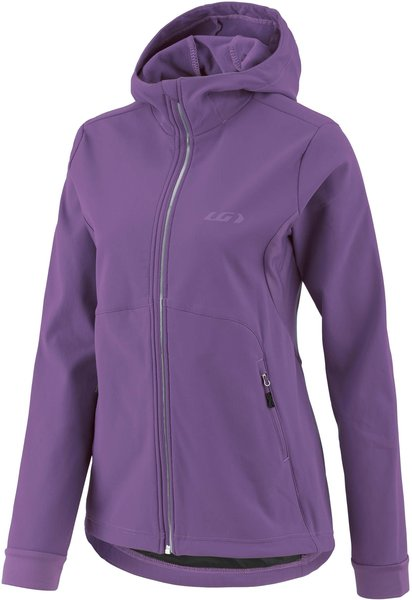 Garneau Collide Hoodie Jacket - Women's Color: Logan Berry