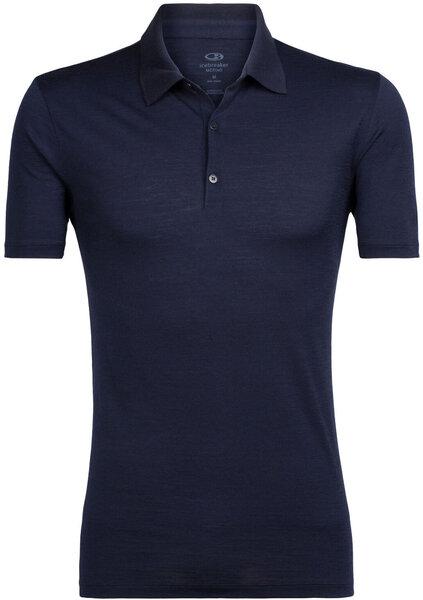 Icebreaker Tech LIte Short Sleeve Polo - Men's