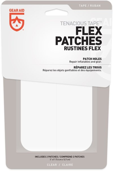 Gear Aid Tenacious Tape Flex Patches