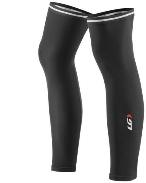 Garneau Leg Warmers 2 Color: Black