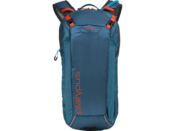 Platypus Tokul XC 5.0L Hydration Pack Color: Coastal Blue