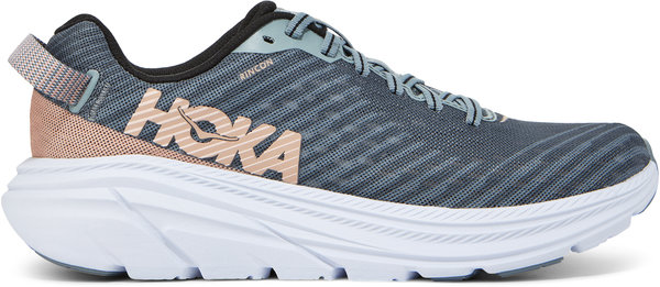 Hoka One One Rincon - Women's Color: Lead/Pink Sand