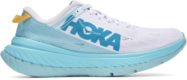 Hoka One One Carbon X - Women's Color: White/Angel Blue