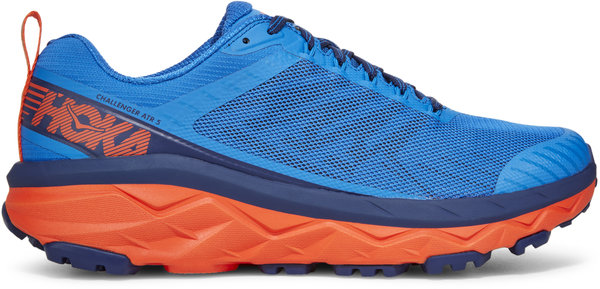 Hoka One One Challenger ATR 5 - Men's Color: Imperial Blue/Mandarin Red