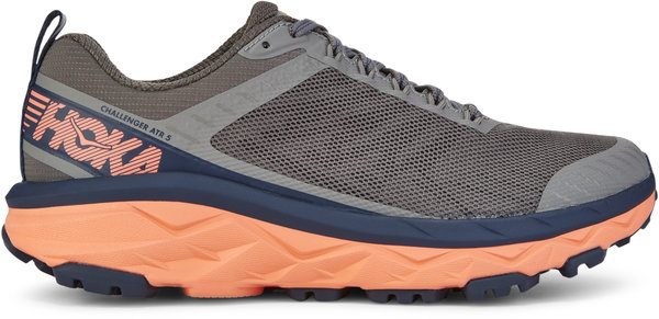 Hoka One One Challenger ATR 5 - Women's Color: Charcoal Gray/Fusion Coral