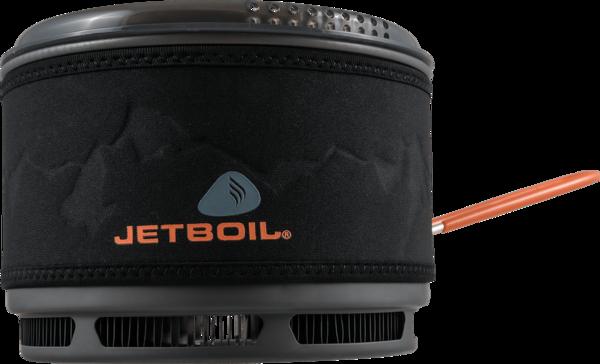 JetBoil Ceramic Cook Pot with Fluxring - 1.5L
