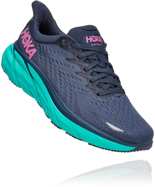 Hoka One One Clifton 8 (Available in Wide Width) - Women's